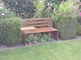 gartendeko edelrost – sweetmenu, Gartenarbeit ideen
